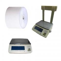 50 Rouleaux papier 60x70x12 - 62 m Balances Digi SM-70 - TH10