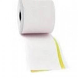 Epson TM-U950 - Doos 50 non-thermische papierrollen - wit/geel - DB5 - 70*70*12