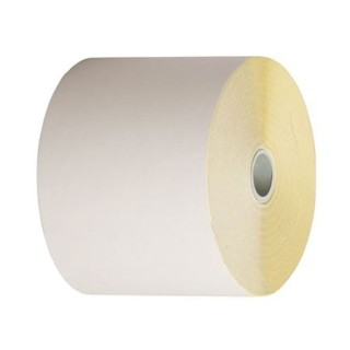 Epson TM200/210/300 - Doos 50 non-thermische papierrollen - wit/geel - DB2 - 76*80*12