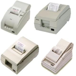 Rouleaux 2 plis 76x70x12 Epson TM200/210/300 - DB1