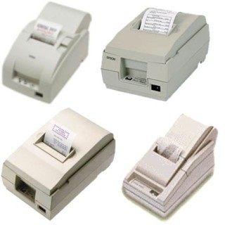 Papierrollen wit 76x70x12 Epson TM200/210/300 - NTH1