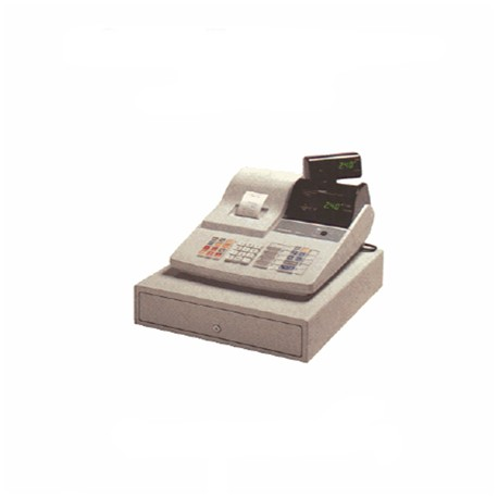 Casio CR-240 - Doos 50 non-thermische papierrollen - wit - NTH4 - 57x70x12