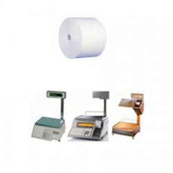 50 Rouleaux papier 57x60x12 Balances Digi - Bizerba - TH4
