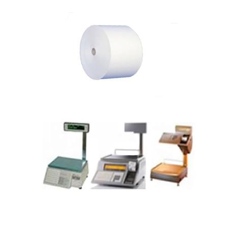 Papierrollen 57x60x12 Weegschalen Digi - Bizerba - TH4
