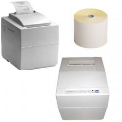 Papierrollen wit/geel 76x70x12 Citizen idp3541/3551 - DB1