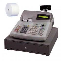 Papierrollen 44x70x12 - 62 m Kassa's Sharp ER-A410 - Tec FS1655/MA1655 - TH7