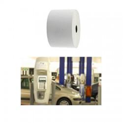 24 Rouleaux papier thermique 60x100x12 - 78 Gr - 93 m B-sys FUEL OPT Multi - TH21