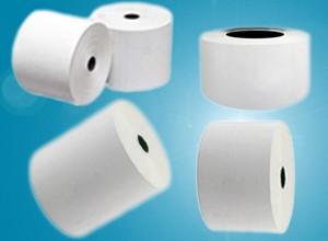 Rouleau papier thermique pour Bancontact
