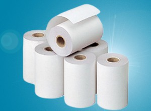 Rouleaux papier pour Bancontact, caisses, imprimantes, balances