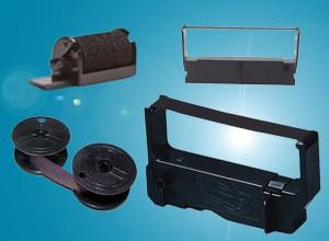 Rubans encreurs pour caisses enregistreuses  et imprimantes Casio